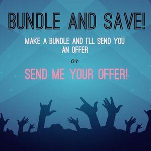 MAKE FRIENDS WITH BUNDLES!